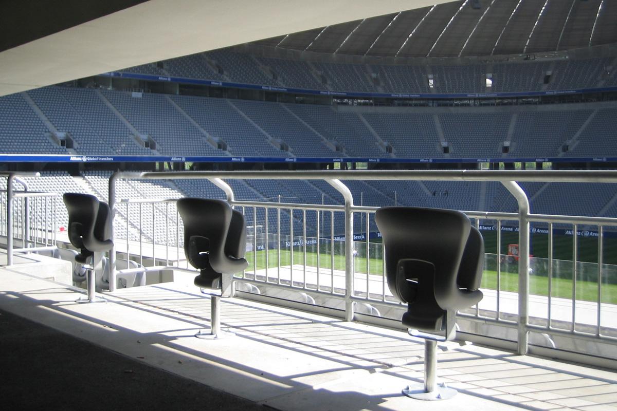 DE Munich AA Eröffnung 28.1